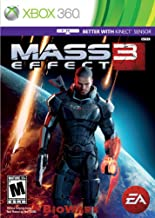 Mass Effect 3 Xbox 360 Used