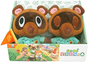 "Timmy & Tommy Animal Crossing New Horizons 5.5"" Plush (Set of 2)"