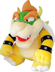 "Super Mario All Star Collection Bowser 15"" Plush (Large)"