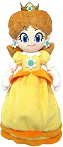 "Super Mario All Star Collection Daisy 10"" Plush"