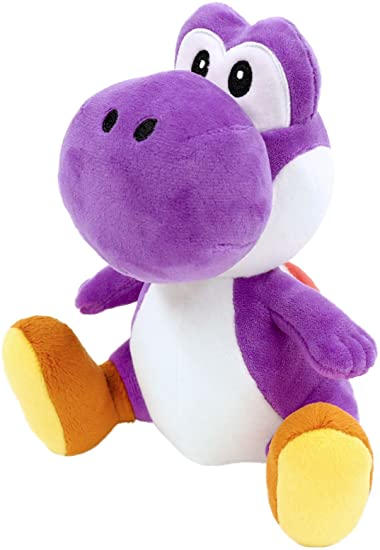Super Mario All Star Collection Yoshi (Purple) 7
