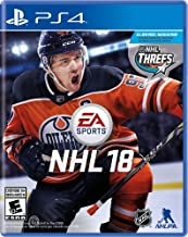 NHL 18 PS4 Used