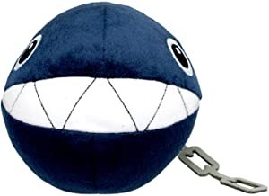"Super Mario All Star Collection Chain Chomp 5"" Plush"