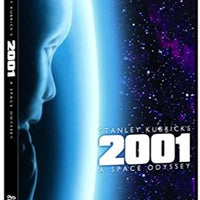 2001 A Space Odyssey Special Edition DVD Used