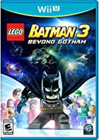 Lego Batman 3 Wii U Used