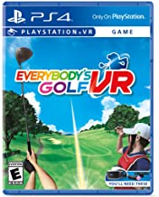 Everybody's Golf VR PS4 Used