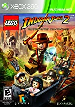 Lego Indiana Jones 2 The Adventure Continues Xbox 360 Used