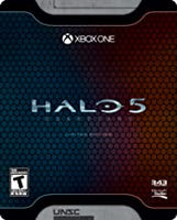 Halo 5 Limited Edition Xbox One Used