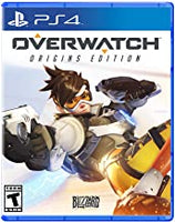 Overwatch PS4 Used