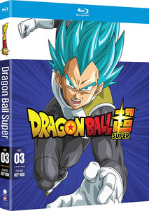 Dragon Ball Super Part 03 Blu-ray Used