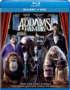 Addams Family (2019) Blu-ray Used