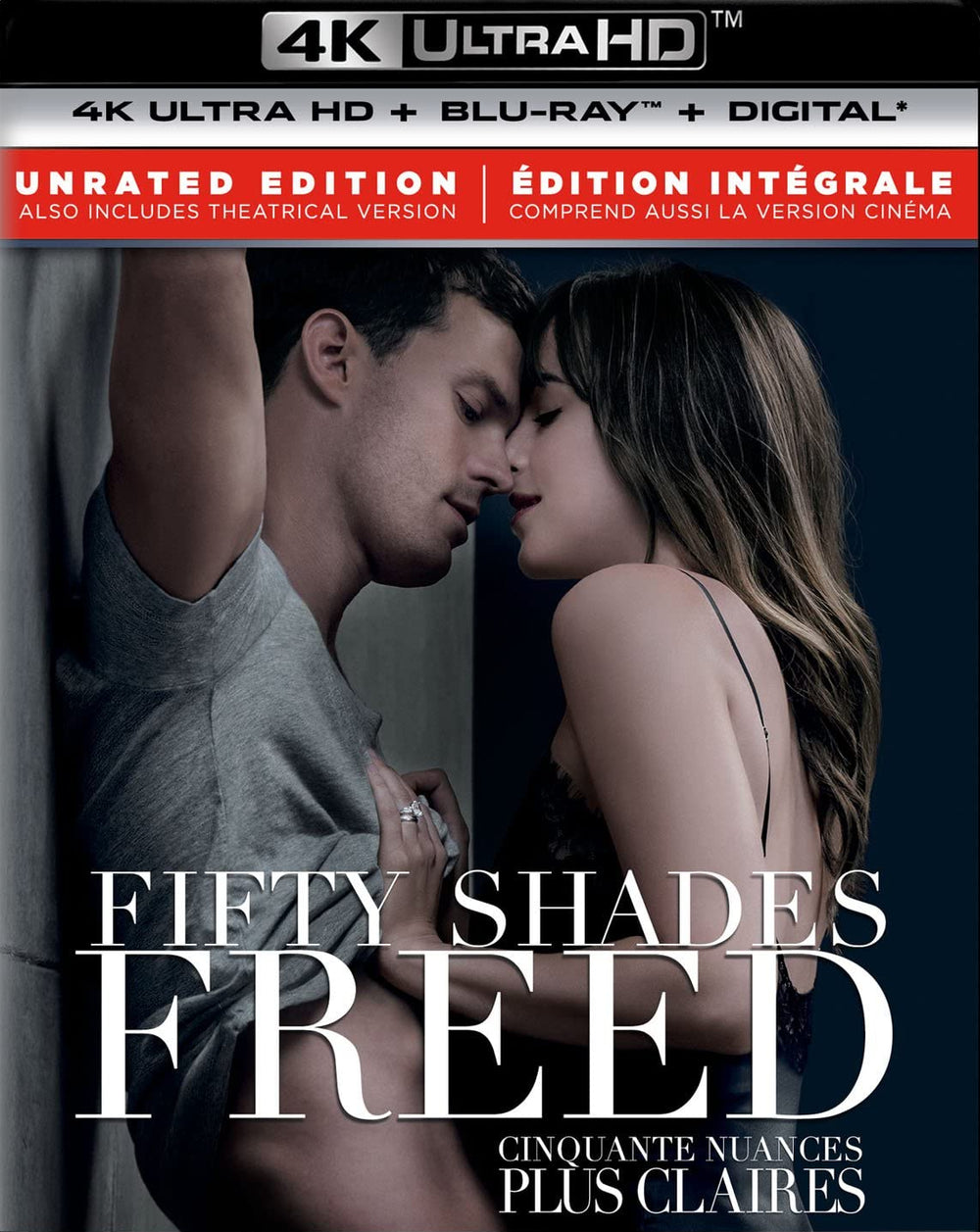 Fifty Shades Freed 4K Used