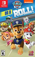 Paw Patrol: On a Roll! Switch Used