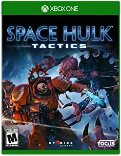 Space Hulk Tactics Xbox One Used