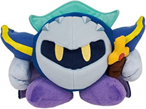 "Kirby's Adventure All Star Collection Meta Knight 5.5"" Plush"