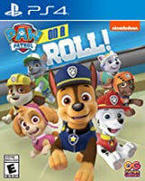 Paw Patrol: On a Roll! PS4 Used