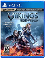 Vikings: Wolves of Midgard PS4 Used