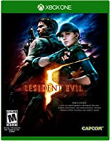 Resident Evil 5 Xbox One Used
