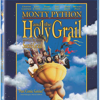 Monty Python and the Holy Grail Blu-ray Used