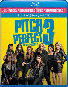 Pitch Perfect 3 Blu-ray Used