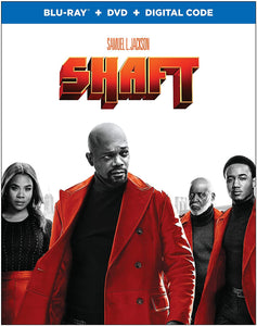 Shaft (2019) Blu-ray Used