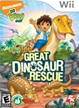 Go, Diego, Go! Great Dinosaur Rescue Wii Used