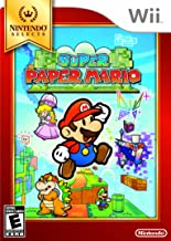 Super Paper Mario (Nintendo Selects) Wii Used