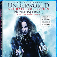 Underworld Ultimate Collection Blu-ray Used