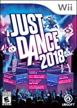 Just Dance 2018 Wii Used