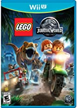 Lego Jurassic World Wii U Used