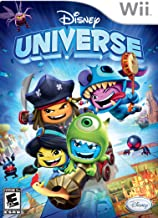 Disney Universe Wii Used