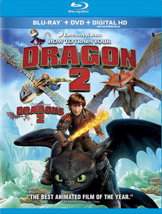 How to Train Your Dragon 2 Blu-ray Used