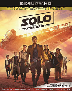 Solo: A Star Wars Story 4K Used