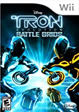 Tron: Evolution Battle Grids Wii Used