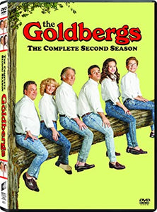 Goldbergs The Complete Second Season DVD Used