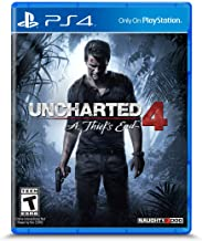 Uncharted 4: A Thief's End PS4 Used