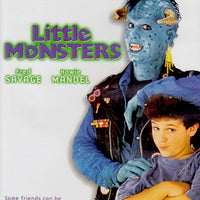 Little Monsters (Full Screen) DVD Used