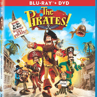 Pirates! Band of Misfits Blu-ray Used