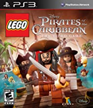 Lego Pirates of the Caribbean PS3 Used