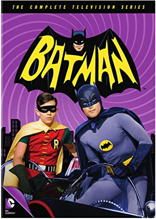 Batman The Complete Television Series DVD Used