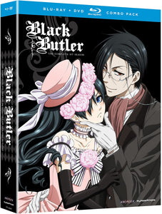 Black Butler The Complete 1st Season Blu-ray Used