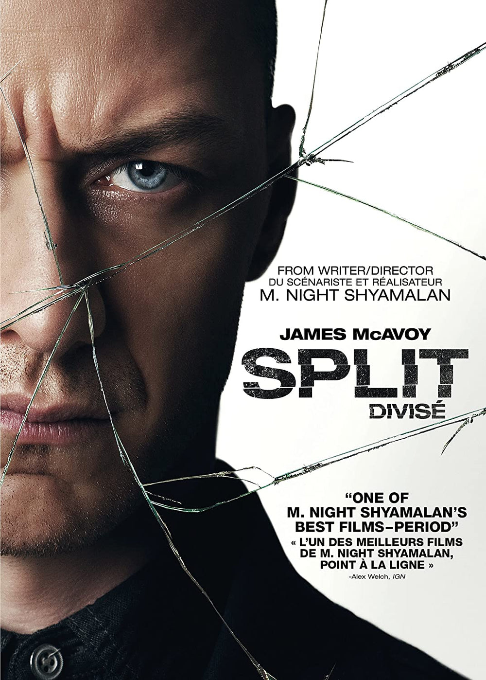 Split DVD Used