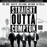 Straight Outta Compton Blu-ray Used
