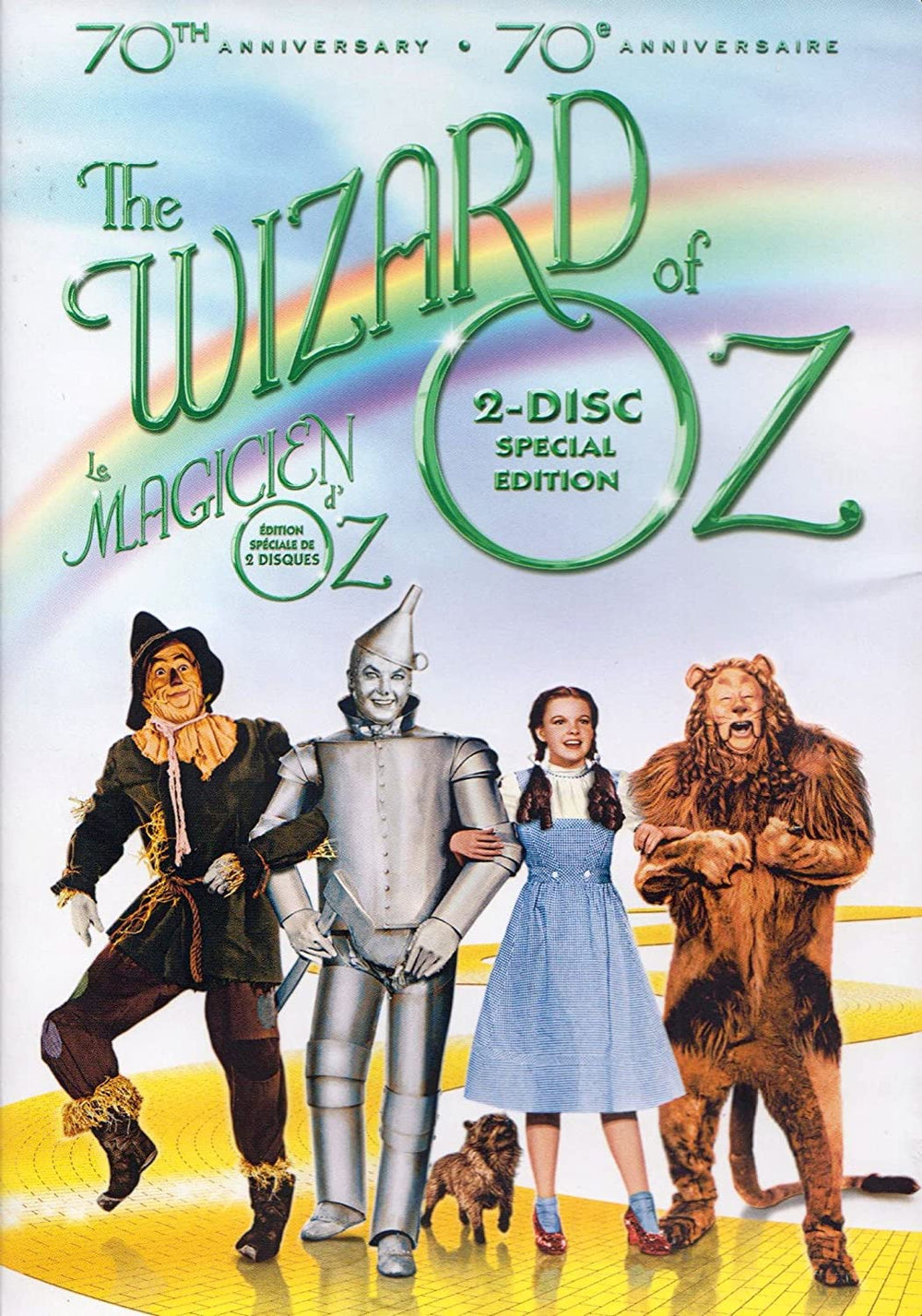 Wizard of Oz DVD Used