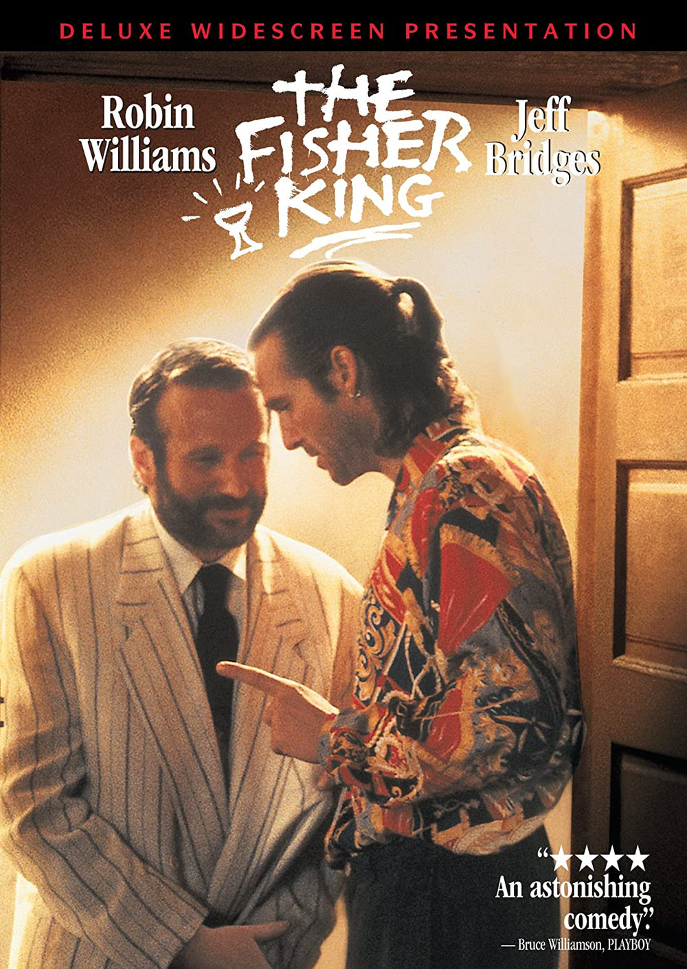 Fisher King DVD Used