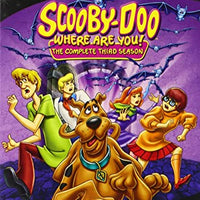 Scooby-Doo Where Are You? The Complete Third Season DVD Used