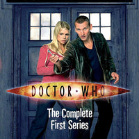 Doctor Who The Complete First Series DVD Used