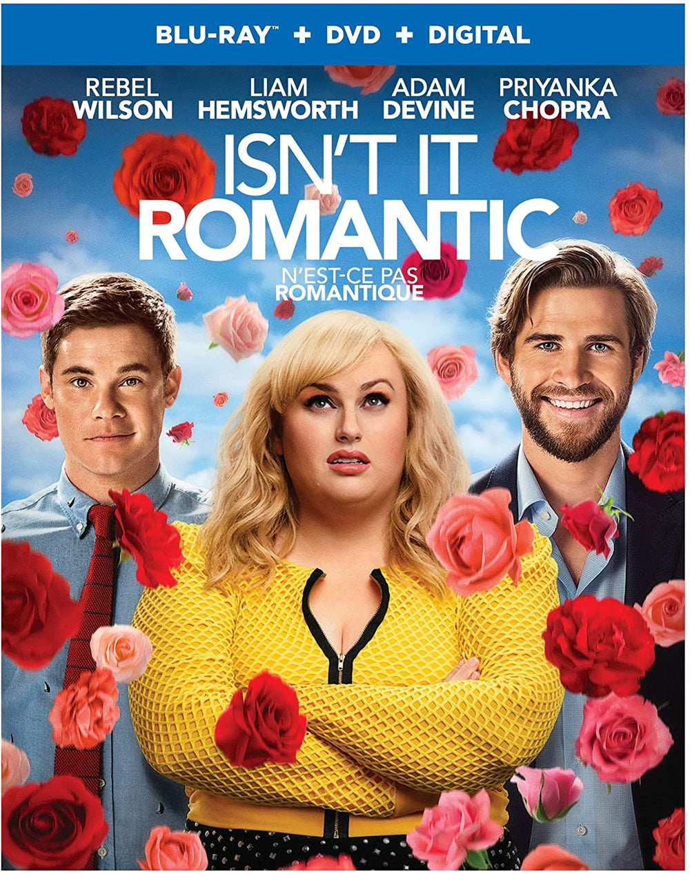 Isn't It Romantic Blu-ray Used