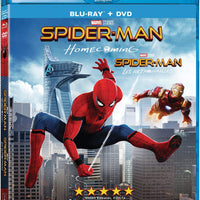 Spider-Man Homecoming Blu-ray Used