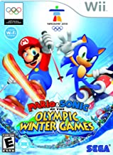Mario & Sonic at the Olympic Winter Games Wii Used